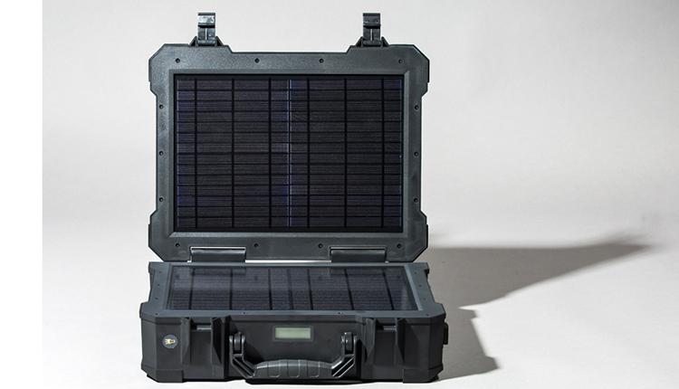 150W太阳能充电箱